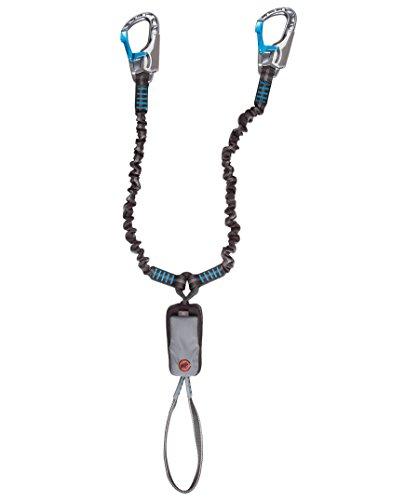 Mammut Klettersteigset Tec Step Bionic 2, Black, One size