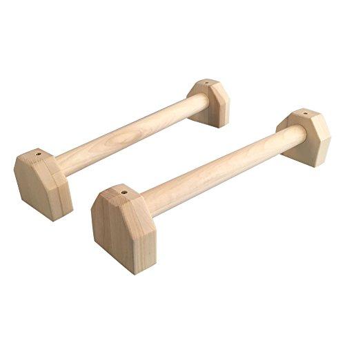 Lembeauty 1 Paar 50 cm H Form Push Up Bars Calisthenics Handstand Personalisierte Bar...