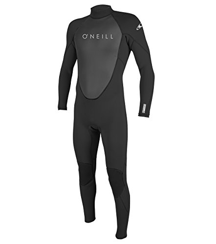 Reactor II 3/2mm Back Zip Full Wetsuit ,schwarz ,S