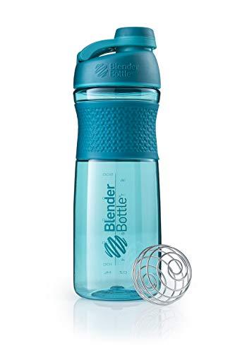 BlenderBottle Sportmixer Twist Tritan/Protein/Fitness Shaker mit BlenderBall (BPA...