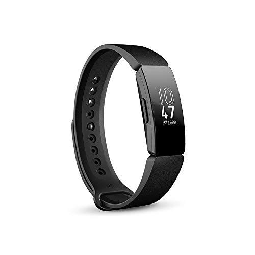 Fitbit Inspire Gesundheits- & Fitness Tracker mit automatischer Trainings Erkennung,...