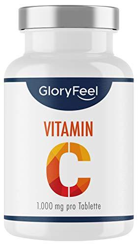 Vitamin C 1000mg - Vergleichssieger 2020* - 200 Tabletten (7 Monate) - Unterstützt...