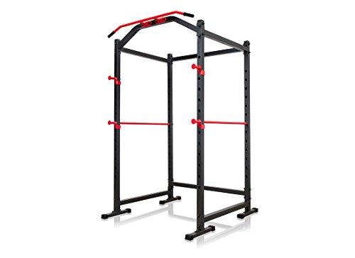 Marbo Sport Power Cage Power Rack multifunktionale Kraftstation Fitnessstation...