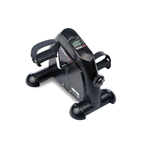 Ultrasport Mini Bike Heimtrainer Bewegungstrainer Arm- und Beintrainer Pedaltrainer für Senioren und Junge mit Trainingscomputer, Einstellbarer Widerstand, Trainingsgerät für zu Hause uns Büro