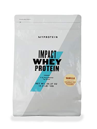 MyProtein Impact Whey Protein Vanilla, 1000g