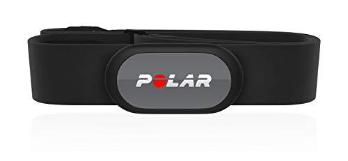 Polar H9 Herzfrequenz-Sensor – ANT+ Bluetooth - Wasserdichter HF-Sensor mit weichem...