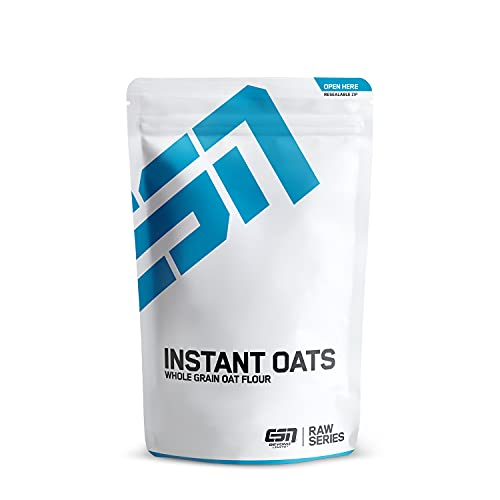 ESN Instant Oats, 4kg - hochwertiges Hafermehl