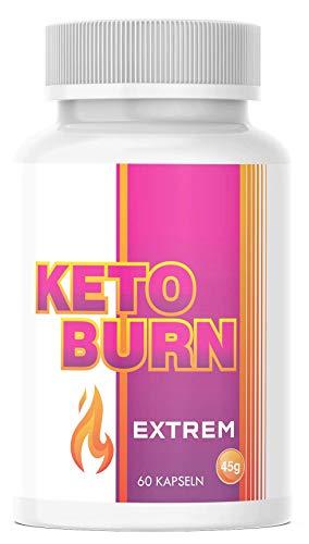 Saint Nutrition® KETO BURN - SOMMER 2020 Aktion & Extrem schnell - 2 Kapseln für...