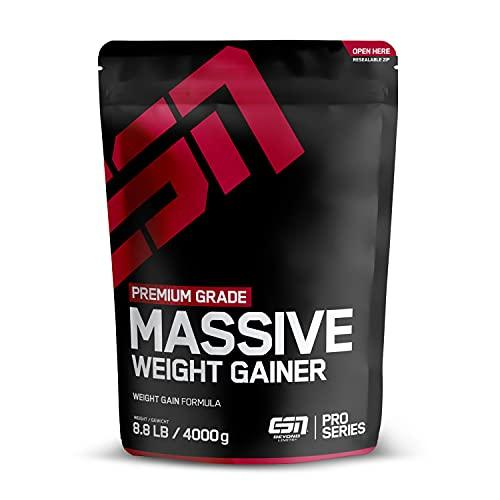ESN Massive Weight Gainer, Chocolate Cream, 4000g