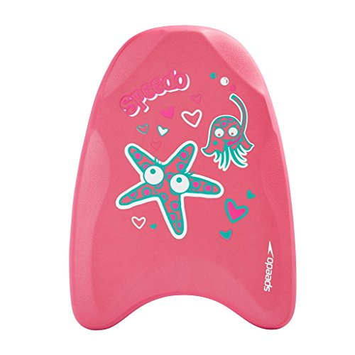 Speedo Baby Sea Squad Kickboard Equipment, Vegas Pink, One Size