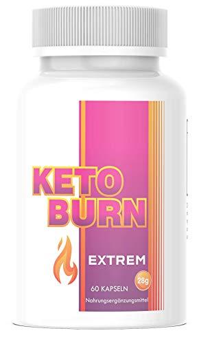 Saint Nutrition® KETO BURN - Extrem schnell - 2 Kapseln für den Tag &...