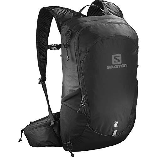 Salomon Trailblazer 20 Kapazität 20L Herren Damen Rucksack Trail Running Wandern Ski...
