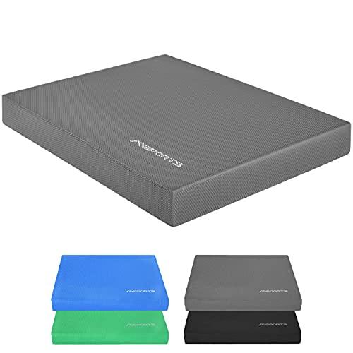 MSPORTS Balance Pad - Premium - inkl. Balance Übungsposter - Gleichgewichtstraining...