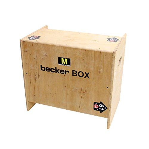 Becker-Sport Germany Becker Box M Weltneuheit, 5 in 1 Box, (BSG 28963) einzigartige...