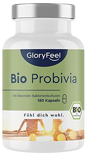 Bio Probivia Kulturen Komplex - 21 Bakterienstämme + Bio-Inulin - 20 Mrd KbE pro...