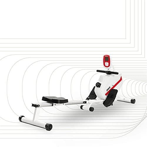 SportPlus Rudergerät klappbar für zuhause - 8 Stufen, leises & wartungsfreies...