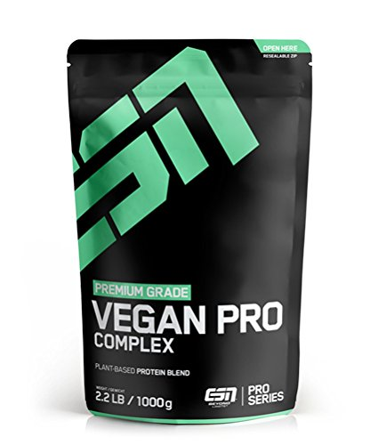 ESN Vegan Pro Complex, 1000g Smooth Chocolate