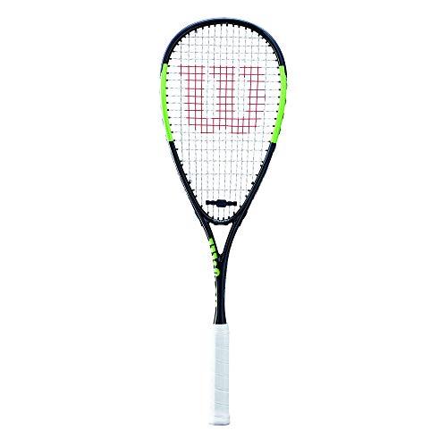 Wilson Squash-Schläger, Blade, Unisex, Grifflastige Balance, Schwarz/Grün,...