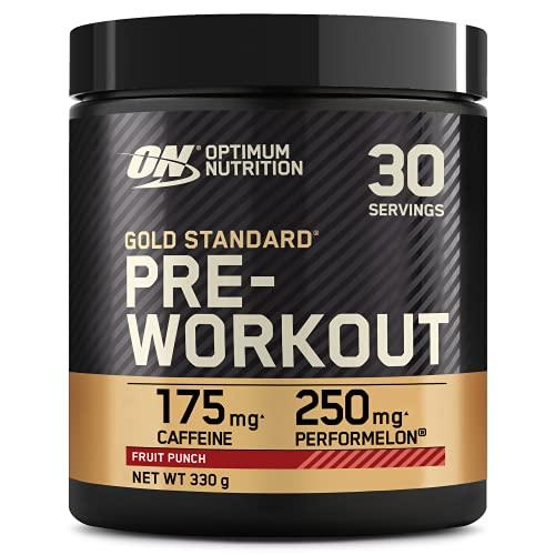 Optimum Nutrition Gold Standard Pre Workout Energie Booster (Pulver Shake mit Kreatin...