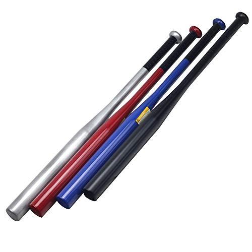 Tuggui Baseballschläger 32 Zoll Stahl mit Tragetasche (Silber)