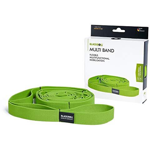 BLACKROLL® MULTI BAND - green - Fitnessband. Trainingsband für alle Altersklassen...