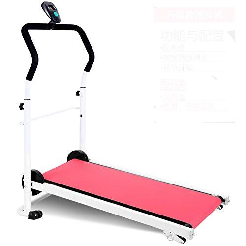 Yunmeng Fitnessgeräte, Heim-Modell, Mini-Laufband, mechanisch, kleine Laufmaschine,...