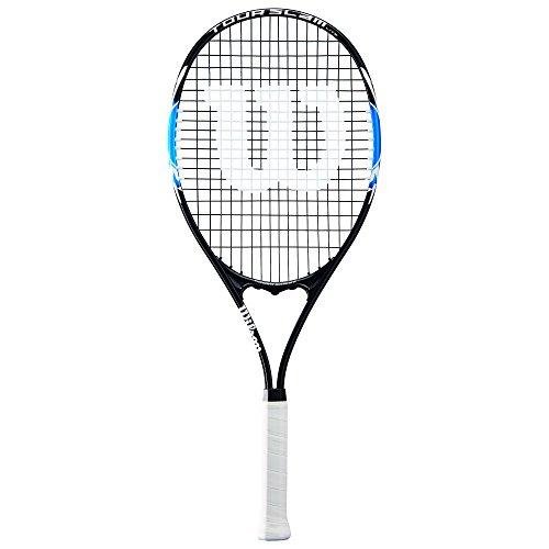 Wilson Damen/Herren-Tennisschläger, Anfänger, Tour Slam Lite, Griffstärke 3,...