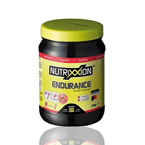 NUTRIXXION® HIGH ENERGY Drink | ENDURANCE-Ausdauer mit Aminosäuren BCAA, Vitaminen...