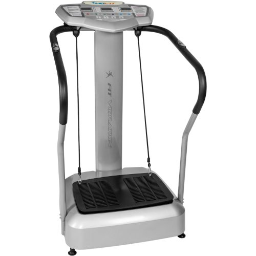 MOVIT Vibrationsplatte 'Vitality Fit Vibration 2.0' Vibraplate mit BMI Messung inkl....