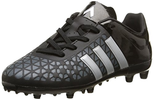 adidas Herren Ace15.3 Terrain American Football Schuhe, Noir Core Black Silver Met...