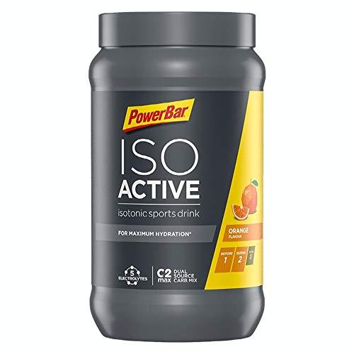 Pulver zur Herstellung eines isotonischen Getränkes für Sportler mit 5...