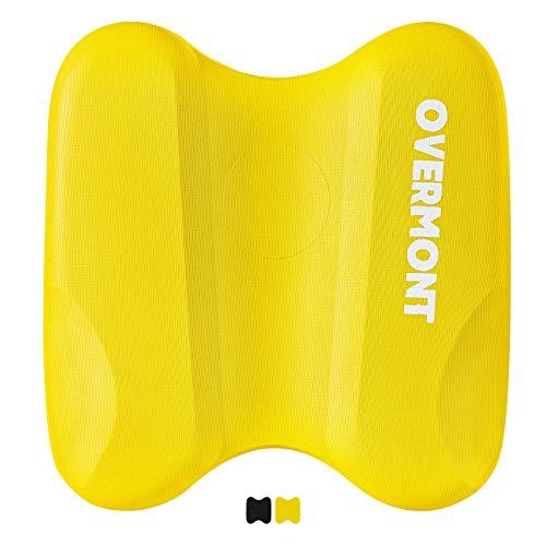 Overmont Schwimmen Kickboard Schwimmbrett Pull Buoy Pull Kick Eva zum Schwimmenlernen...