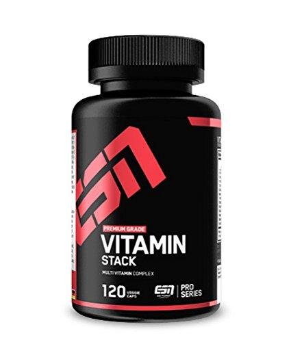 ESN Vitamin Stack, 120 Kaps.