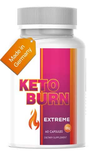 Saint Nutrition® KETO BURN - Appetitzügler & extrem schnell - 2 Kapseln für den...