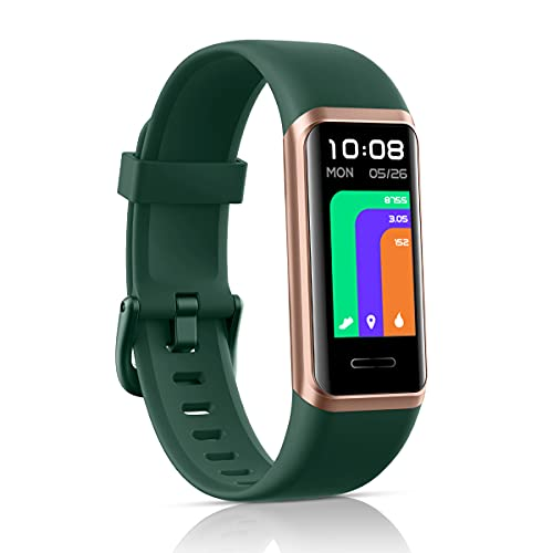 LATEC Fitness Armband, Smartwatch mit Pulsmesser Wasserdicht IP68 Fitness Tracker...