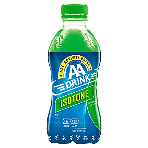 AA Drink Isotone 24x33cl isotonisches Sportgetränk (inkl. 6.-€ Pfand: 19,99 +...