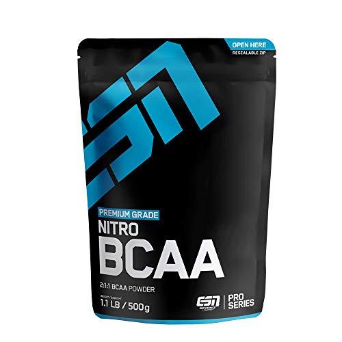 ESN BCAA Nitro Powder, 500g Beutel, Cola