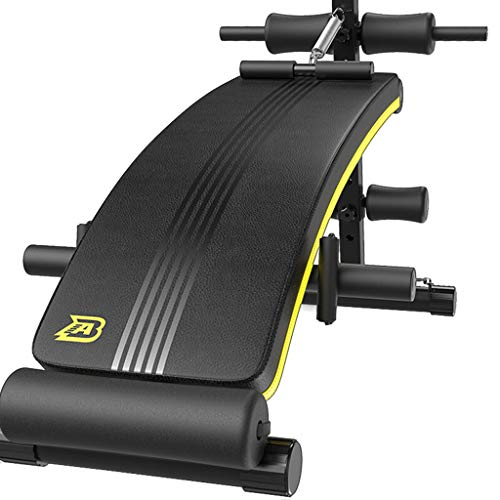 Verstellbare Sit-up-Bank Slant Board Pro Ab, verstellbare Workout Bauch Übung...