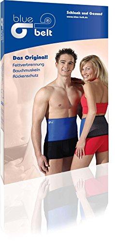 blue belt Bauchweg Gürtel Original Unisex für Frauen und Männer, fördert das...