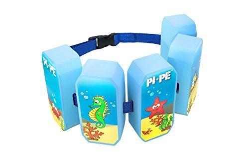PI-PE Schwimmgürtel für Kinder - Schwimmhilfe ideal zum Lernen und toben - 5...