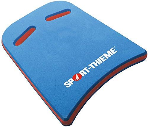 Sport-Thieme Schwimmbrett Kick mit Griffen | Kickboard, Schwimmhilfe, Schwimmtraining...