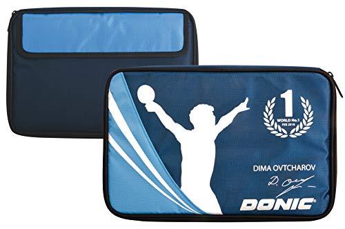 Donic-Schildkröt Tischtennis Schlägerhülle Ovtcharov, Schlägerhülle für bis zu...