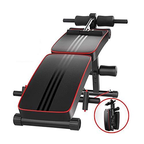 Ganeep Fitness tragbare Sit-up Bank Maschine for den Heim Fitness Board...