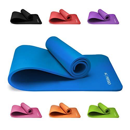 KG Physio Premium Yogamatte, Sportmatte, Gymnastikmatte, Fitnessmatte, Trainingsmatte...