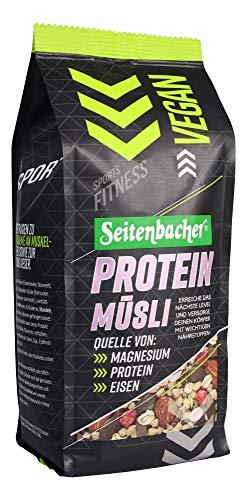 Seitenbacher Protein Müsli Vegan, 454 g