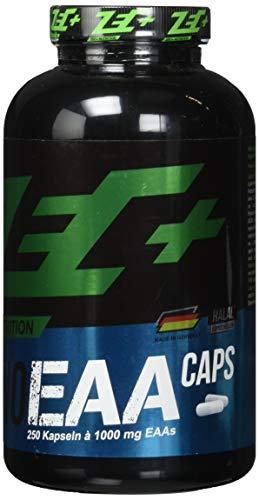 Zec+ Amino EAA Caps, 250 Kapseln, essentielle Aminosäuren, hochdosiertes Aminosäure...
