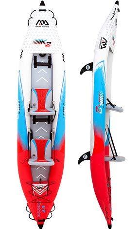 Aqua Marina 05.435.01 Kayak 2 POSTI AQUAMARINA Betta VT-K2, Multicolor, L 76.5 x H...