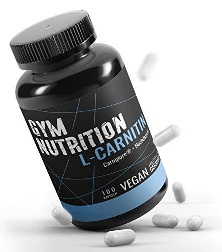 L - CARNITIN Kapseln ultra hochdosiert 3000 L Carnitin Carnipure® LONZA Qualität -...