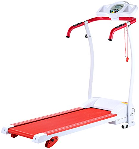 newgen medicals Treadmill: Premium-Laufband, 1,5 PS, 12 km/h, Steigung, bis 120 kg, 12 Programme (Laufband Heimtrainer)
