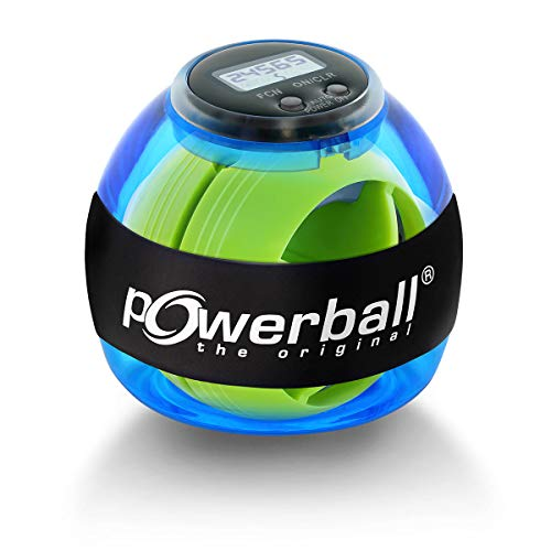 Powerball The original® Handtrainer Basic Plus Counter (digitalem Drehzahlmesser)